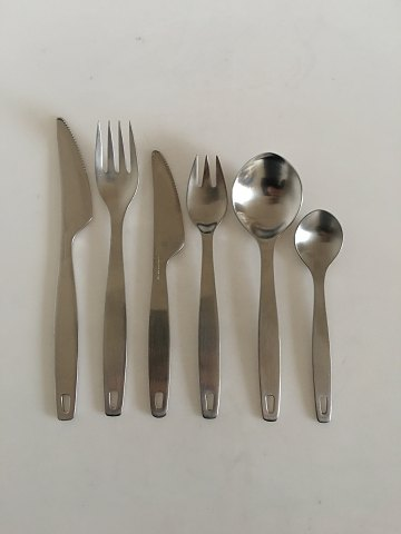 Georg Jensen Steel Flatware