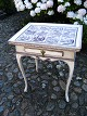 White painted 