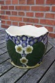 Majolica flower 