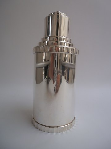 Cocktail Shaker, Denmark approx. 1920.