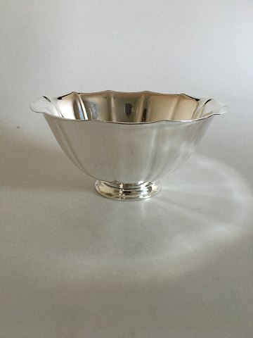 Georg Jensen Sterling Silver Bowl #522A