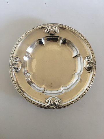 Georg Jensen Sterling Silver Round Dish / Fruit Bowl No. 320.