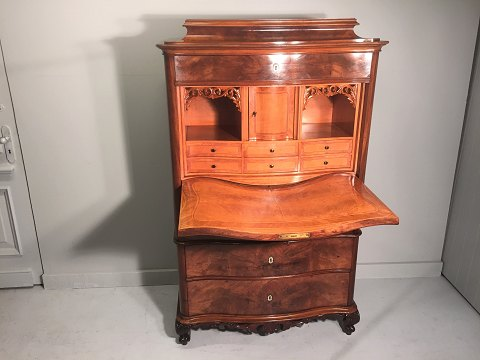 Secretary in mahogany