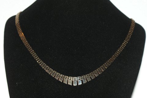 Brick Necklace with 5 Rows
