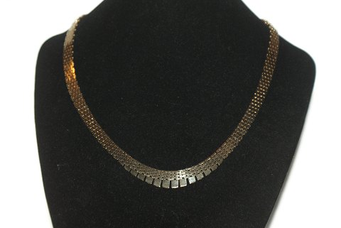 Brick Necklace with 7 Rows