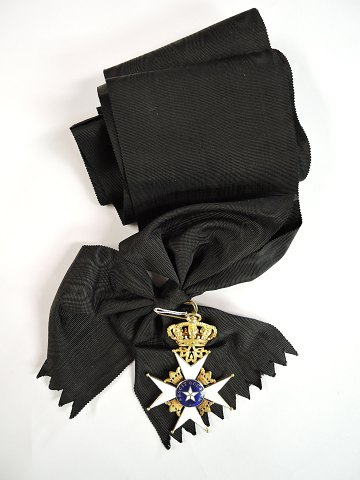 Order of the North Star Grand Cross Gold