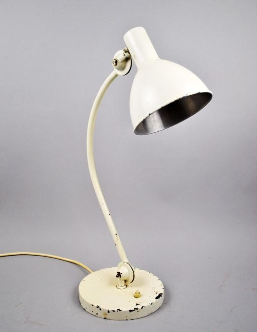 Lyga Karadi desk lamp 1930s.