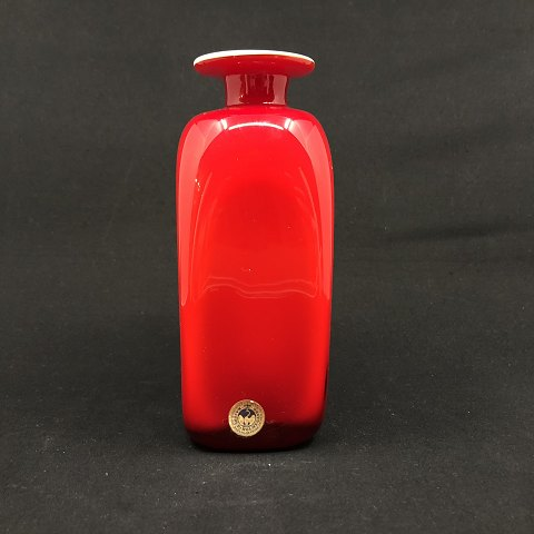 Red Carnaby vase