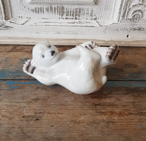 B&G Figure, Polar bears young no. 2537