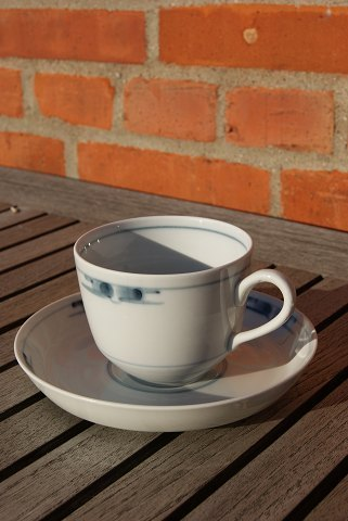 Gemina Danish porcelain, settings coffee cups