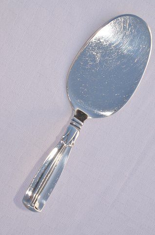 Lotus silver cutlery Pastry server