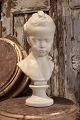 Old bust in 
