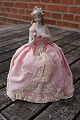 Half doll of 