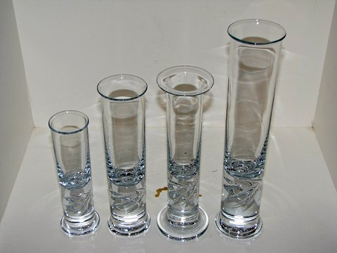Worldantique Net Holmegaard High Life Glasses