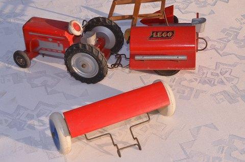 gammelt legetøj til salg