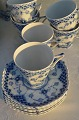 Royal Copenhagen Blue Fluted Full lace Cup 1036