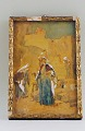 Gouache, 