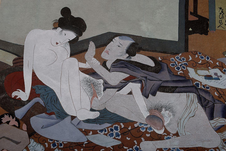 Art Japanese erotic