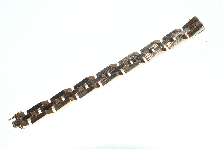 Heavy Bracelet, 18 Carat Gold
