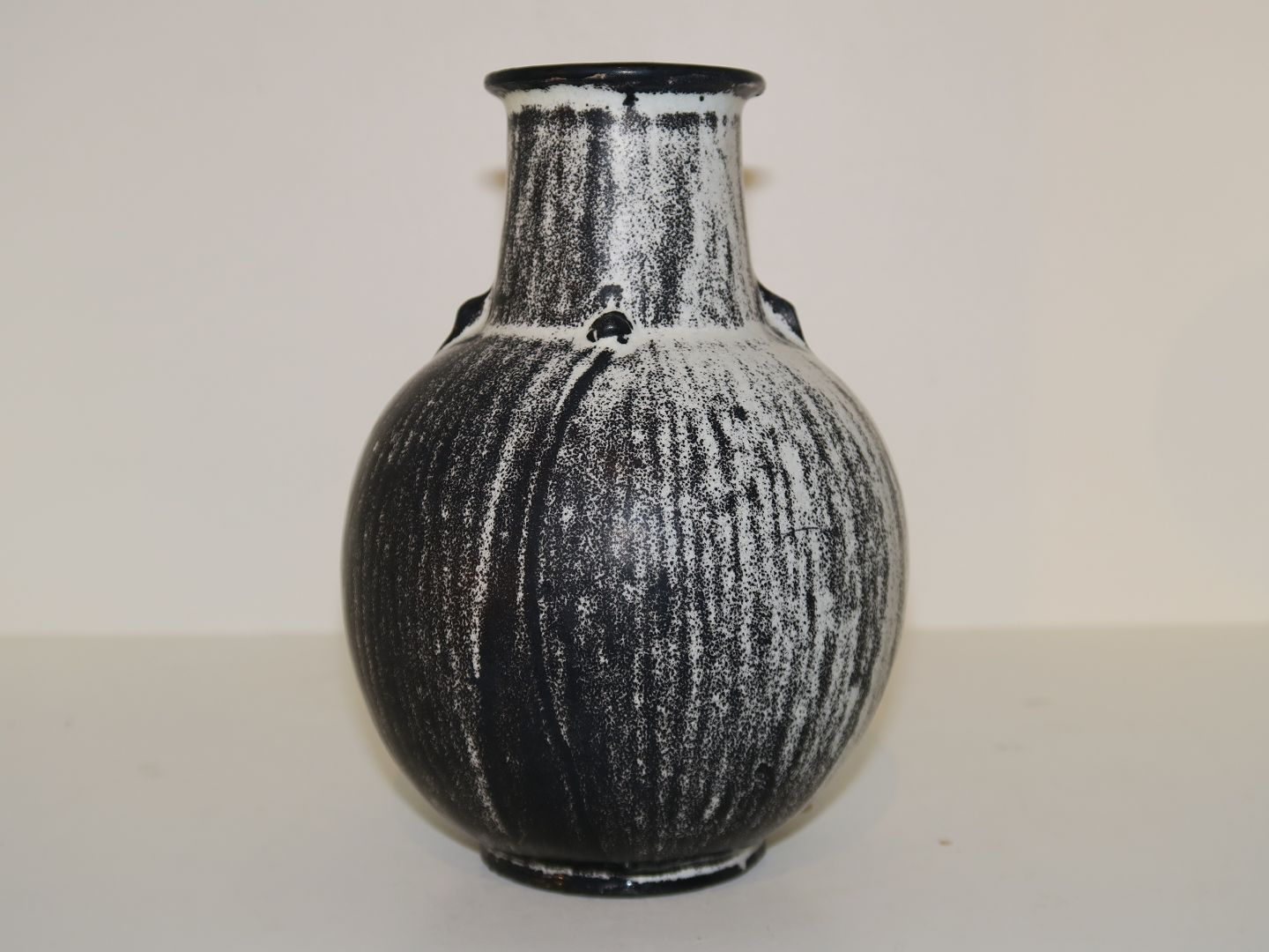 k hler art pottery vase by svend hammershoi from 1920 1930. Black Bedroom Furniture Sets. Home Design Ideas
