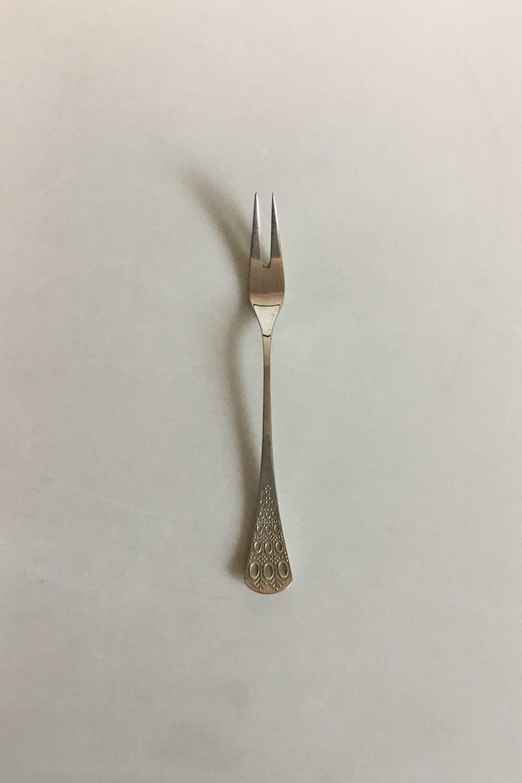 ROSENTHAL Silver Cutlery Bjorn Wiinblad ROMANZE  Romance Fork 7