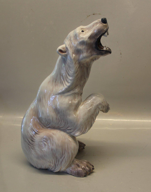 Dahl Jensen Copenhagen French Bulldog Dog Figurine
